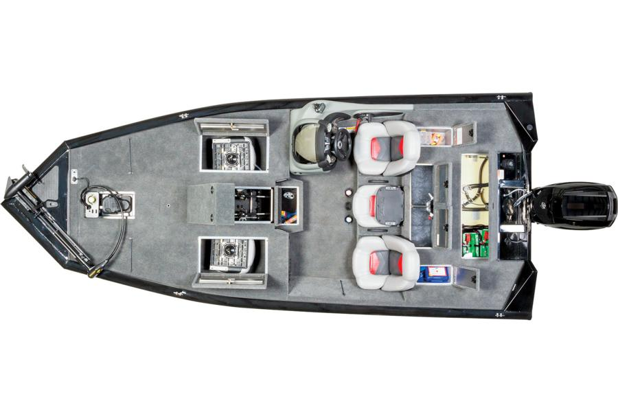 2016 Tracker boats 195 TXW