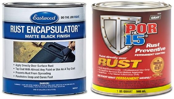 Rust Encapsulator