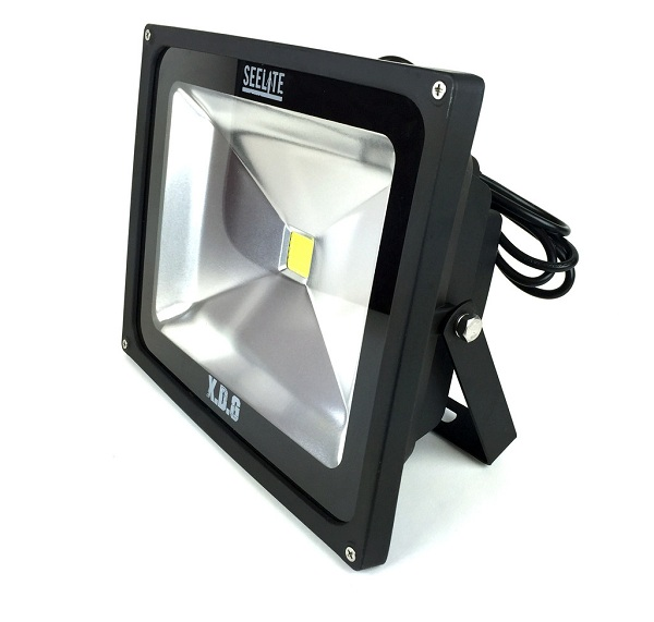 Seelite 50 Watt True Warm LED Flood Light w/ X.D.Glass