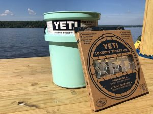 Yeti Bucket and Lid