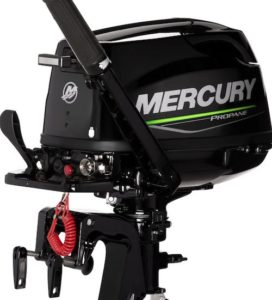 Mercury 5hp Four Stroke Propane